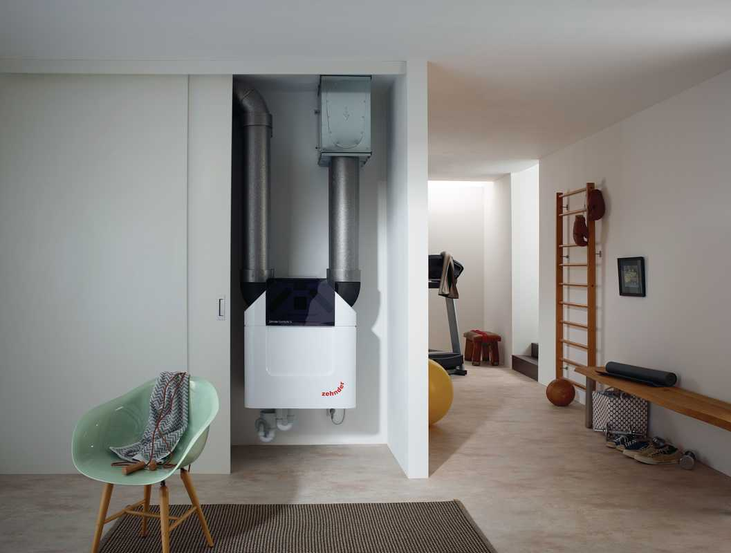 zentrale l ftungsanlage heizung barthel. Black Bedroom Furniture Sets. Home Design Ideas